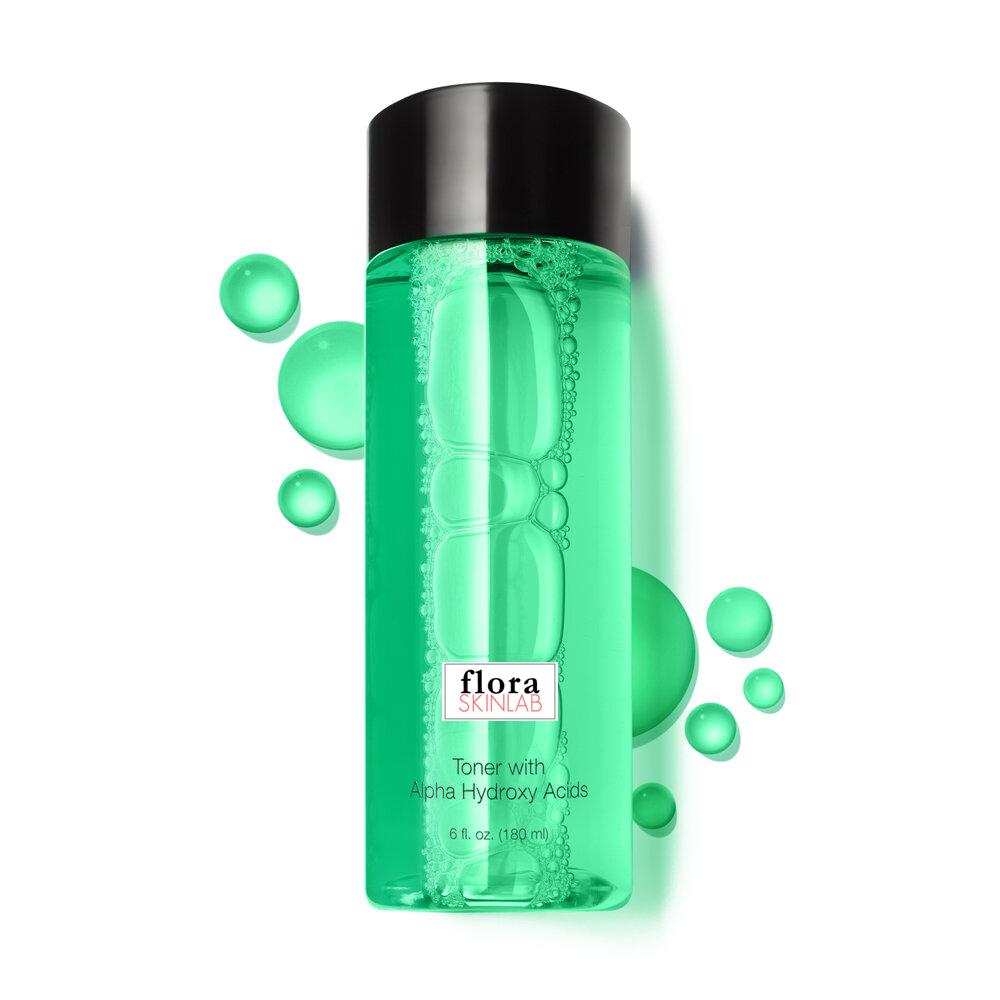 MIN5002-floraskinlab-artisan-skincare-brightening-basics-collection-for-all-skin-types-toner-alpha-hydroxy-acid