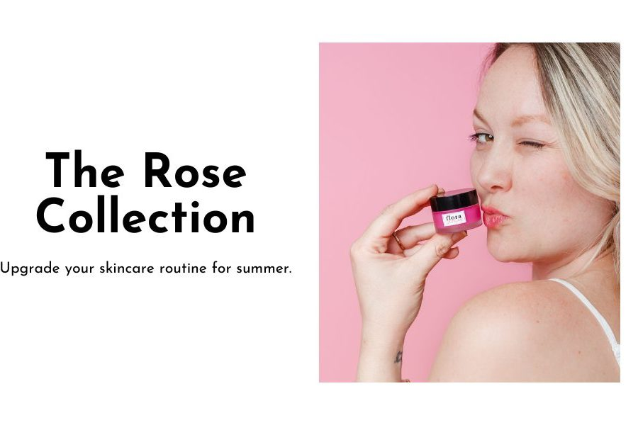 Rose Collection Skincare for Oily or Acne-Prone Skin