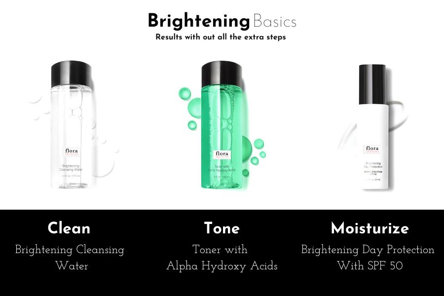 Brightening Basics Collection