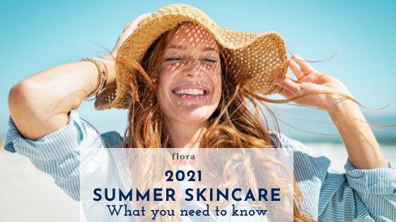 summer skincare hero image